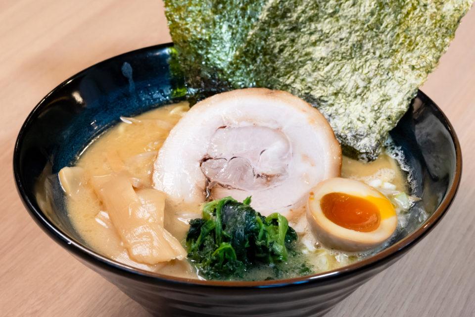 麺GO家/醤油豚骨ラーメン