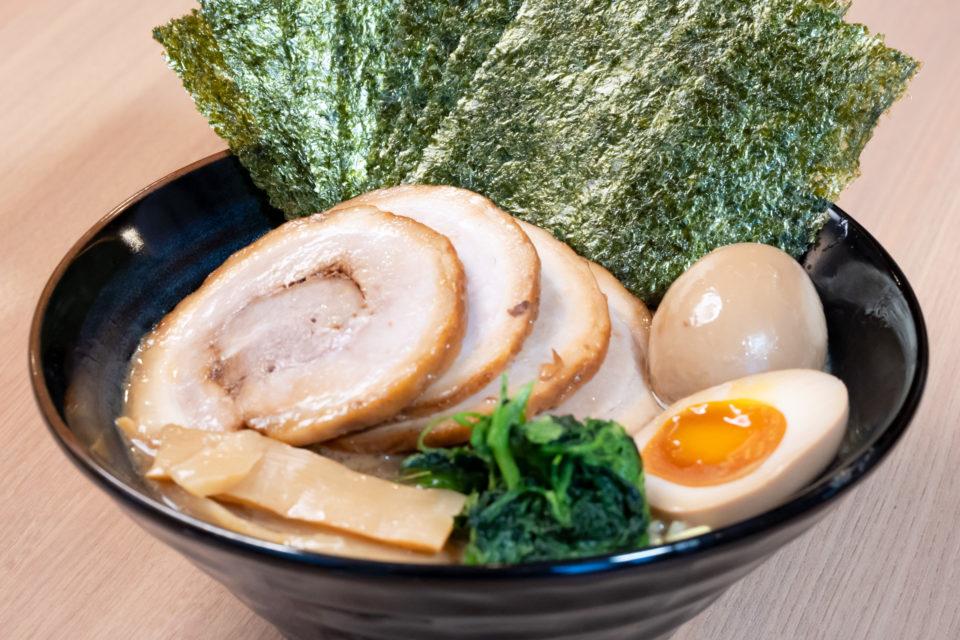 麺GO家/醤油豚骨ラーメン麺GO家盛り