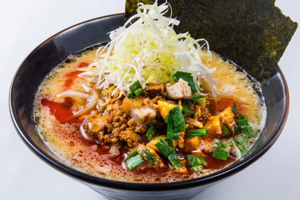 麺GO家/超山椒ラーメン