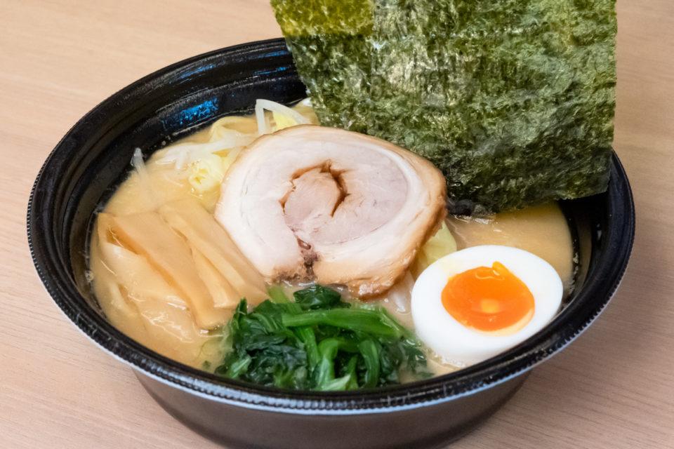 麺GO家/テイクアウト醤油豚骨ラーメン