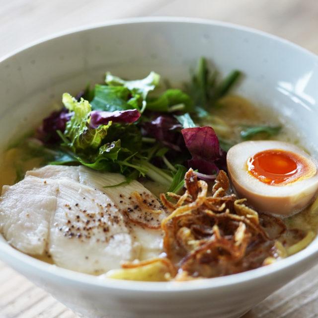 麺GO家/鶏白湯極ラーメン