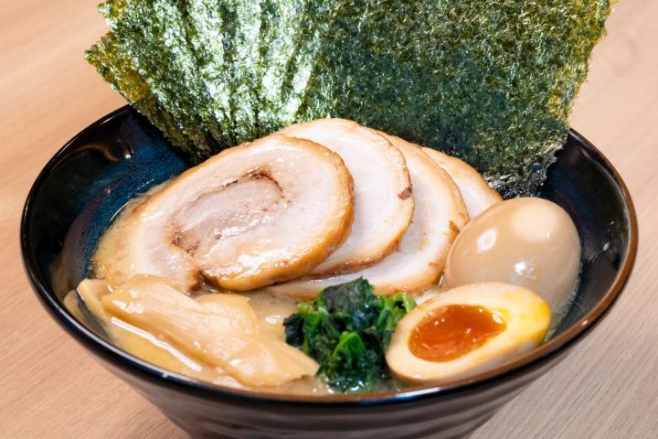 麺GO家/味噌豚骨ラーメン麺GO家盛り