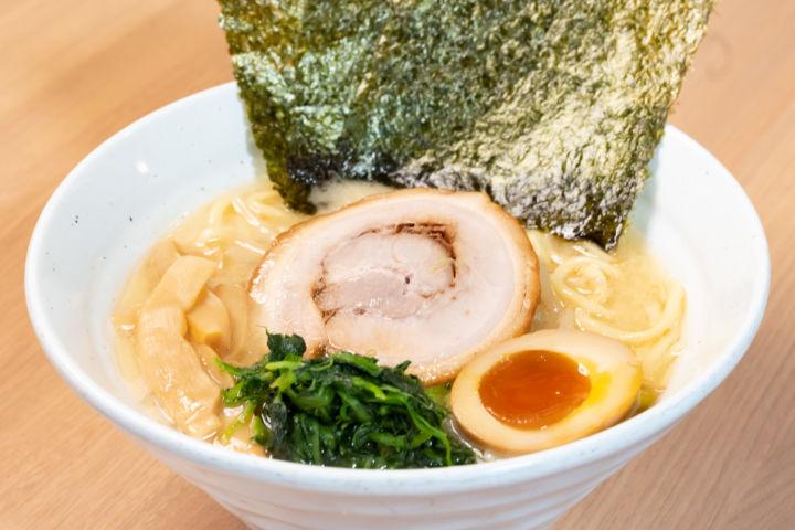 麺GO家/塩豚骨ラーメン
