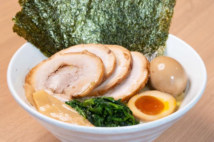 麺GO家/塩豚骨ラーメン麺GO家盛り