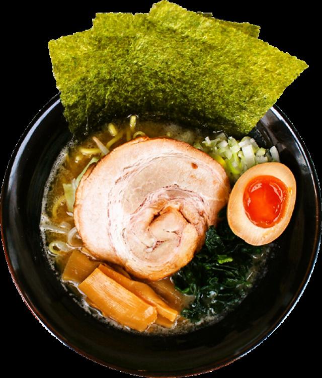 札幌流家系/醤油豚骨ラーメン